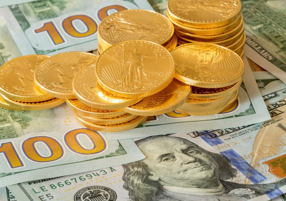 2019年国际黄金价格走势图最新预测