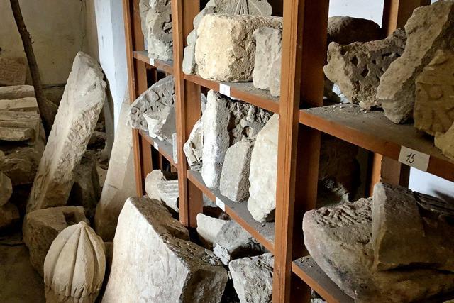 1.5万件中世纪文物被移交给旧克里木市历史和考古博物馆