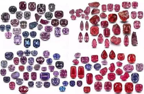 与红宝石相爱相杀多年的尖晶石 凝聚星系能量的贵重宝石