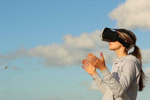 科技与金融业再结合:花旗银行使用VR招聘人才