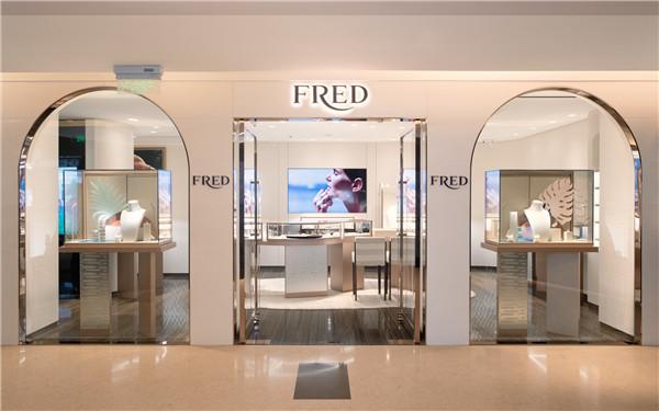法国现代珠宝品牌FRED 推出新品Ombre Féline 系列珠宝