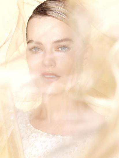 香奈儿嘉柏丽尔香水形象代言人——Margot Robbie