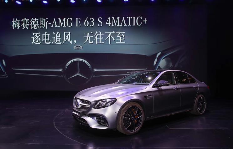 新款梅赛德斯AMG E 63 S 传承赛车基因