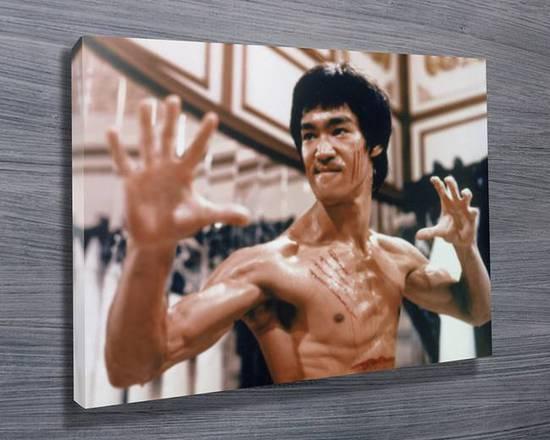 李小龙逝世46周年 是把中国功夫传播到全世界的第一人