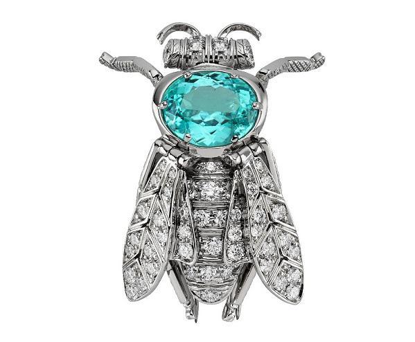 """Gucci推出首个珠宝系列:""""Hortus Deliciarum"""" 再现中世纪的神秘风格与梦幻气息"""