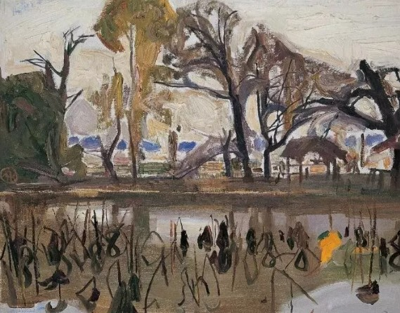 """""""形异道同""""的当代油画展:中国写意油画最全面、也是最高水准的一次亮相"""
