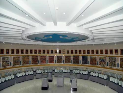 世界唯一蒙古秘史博物馆正式开馆