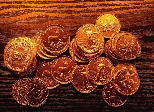 黄金跌破1420关口 日内重挫近20美元