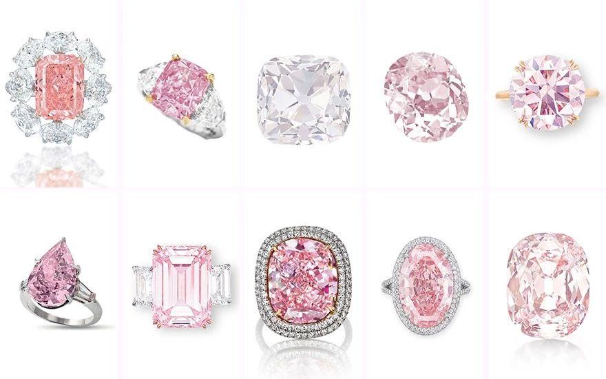 佳士得珠宝部专家为你讲述拍卖会上引起轰动的粉红美钻的故事