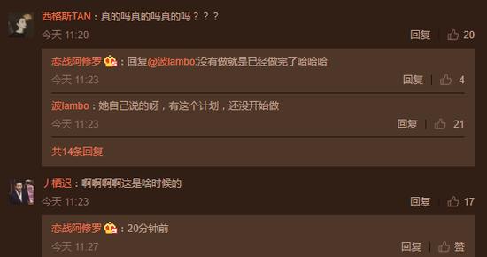 王菲承认出新专辑:有这个计划 还没开始做