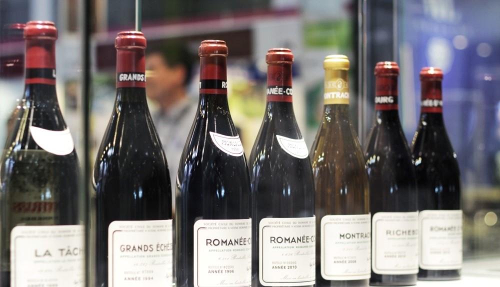 热搜排行榜TOP10葡萄酒揭秘