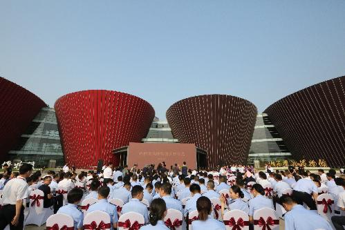 中国首座省级青铜博物馆——山西青铜博物馆开馆