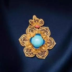 方元·老细金精工金品 带你重回那个古风古韵的中国首饰长廊!