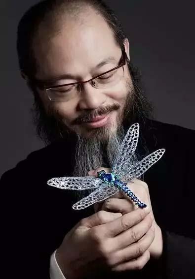 陈世英独创中西结合的技艺 实现了自己的珠宝设计梦想