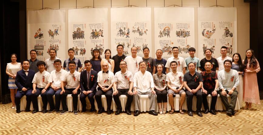 《陕西故事》作品观摩研讨会在西安举行