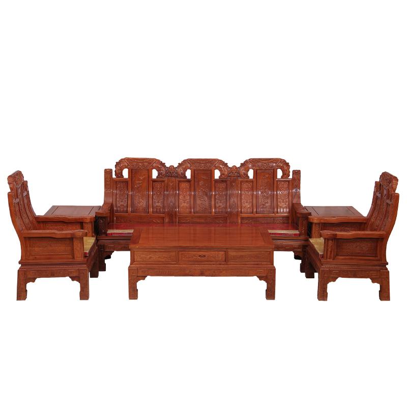 """""""龙上龙红木沙发ABC""""红木家具价格多少钱"""