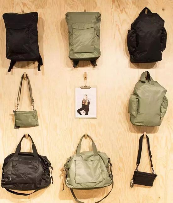 这些小众品牌背包 让你的型男指数倍增!