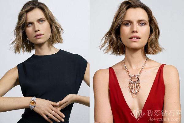 卡地亚全新MAGNITUDE高级珠宝系列 诉说元素间的妙趣密语