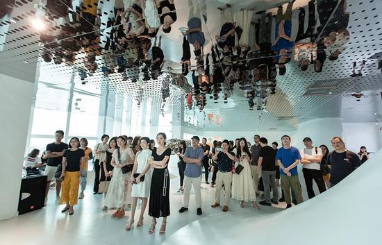 《厦门时间》当代艺术联展第一回开幕
