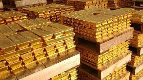 国际黄金价保持涨势 创近76个月新高!