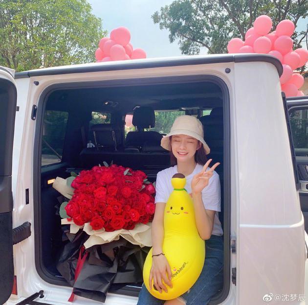 曝杜海涛求婚沈梦辰 双方工作人员称正在问艺人