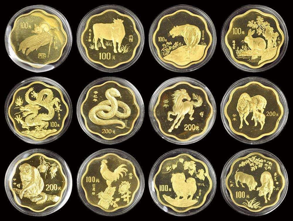 生肖金银纪念币行情概述