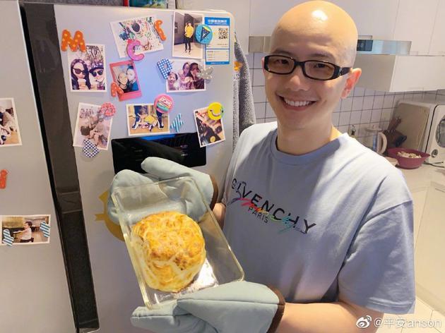 歌手平安喜获二胎 发文表示2.0上线!