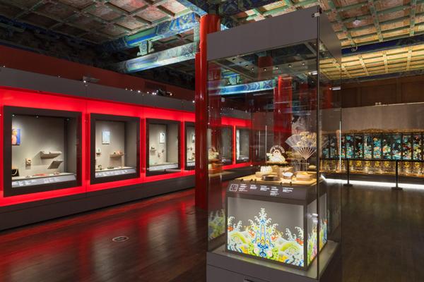 卡地亚·故宫博物院工艺与修复特展:有界之外