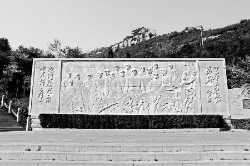 走访阳泉、左权、大寨等地 深入了解太行山红色文化