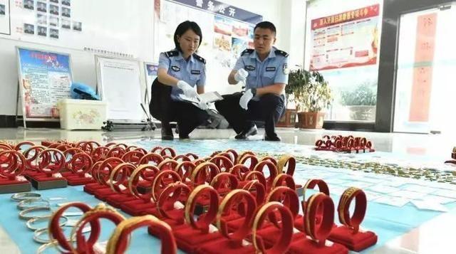 珠宝店200万珠宝被盗 警方11小时迅速破案