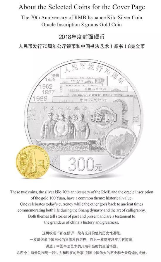2018年度封面硬币揭晓