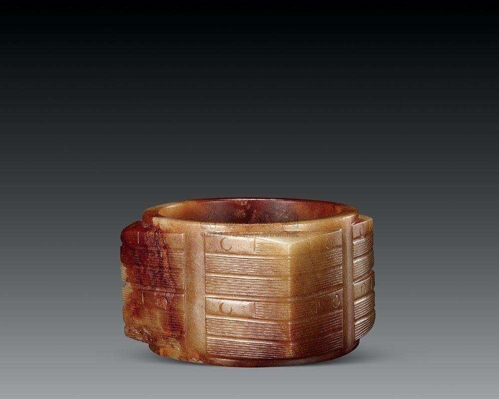 玉璧和玉琮成为中国古代文化的象征