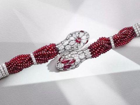 宝格丽发布2枚Serpenti珠宝腕表新作