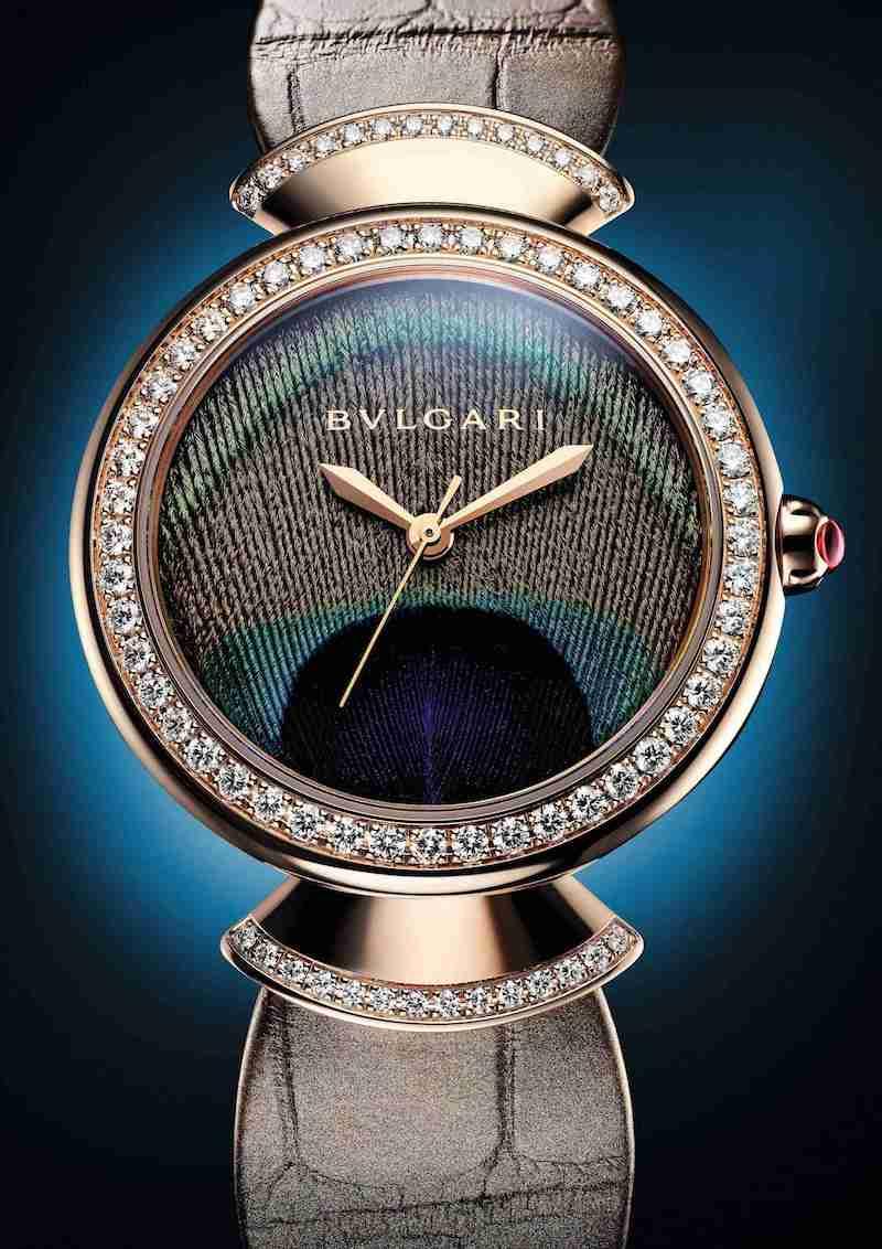 BVLGARI宝格丽Divas' Dream系列腕表 倾诉女性的迷人魅力