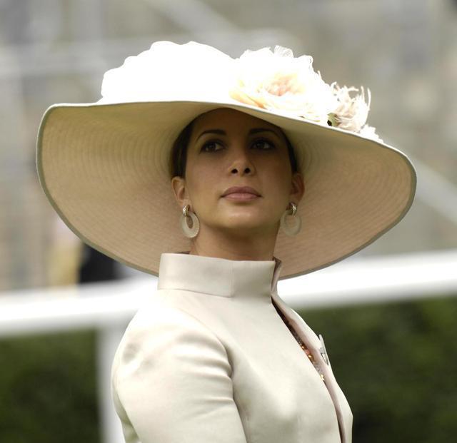 迪拜出逃王妃现身 带走2.6亿和两娃