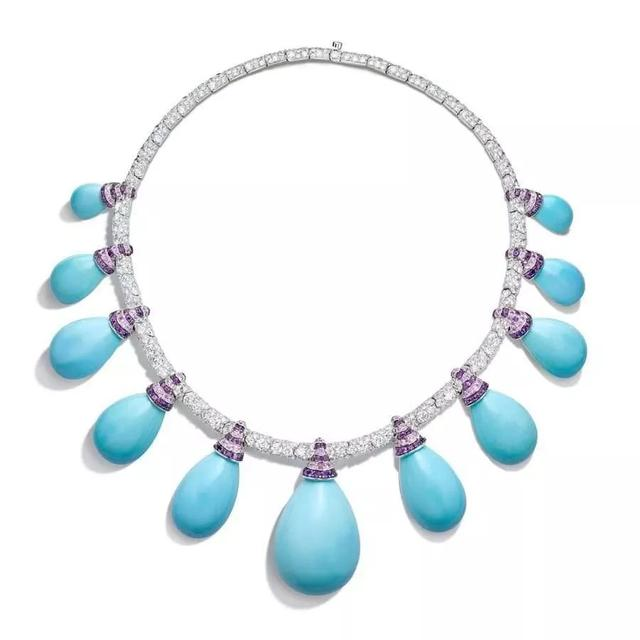 瑞士珠宝商de Grisogono以地中海为灵感推出新一季高级珠宝系列