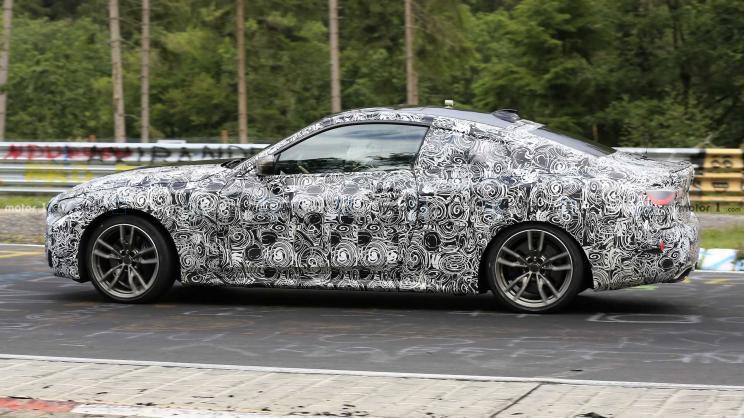 宝马全新4系概念车将于2019法兰克福车展亮相