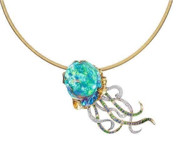PalomaSanchez高级艺术珠宝获2019年国际欧珀珠宝设计奖