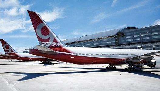 GE9X是为波音下一代777X飞机而研发的世界上*的喷气式发动机
