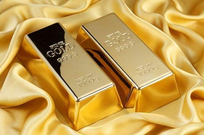 黄金刚刚短线拉升近1500