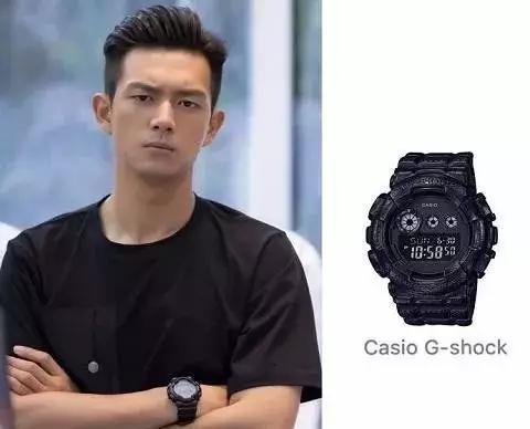"""""""现男友""""韩商言佩戴的手表 你也可以拥有同款"""