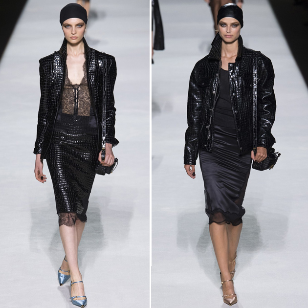 来自纽约时装周的可甜可盐的同色系搭配 你能get到它的美吗?