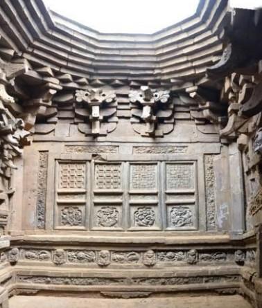 山西运城发现一座金代仿木构砖室结构墓葬