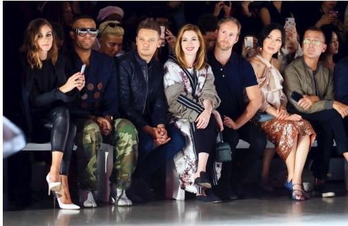 波司登绽放纽约时装周 走向更为广阔的世界舞台