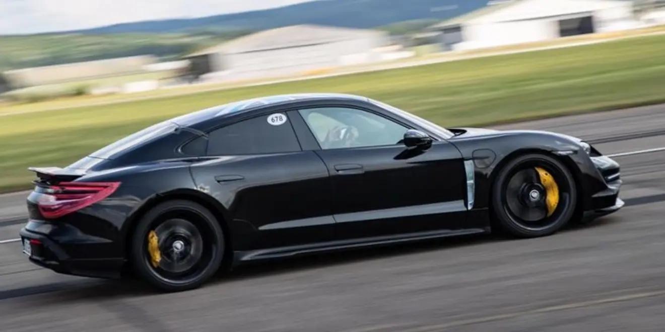 保时捷将推出首款全电动跑车Taycan 双电动马达持续输出600匹马力