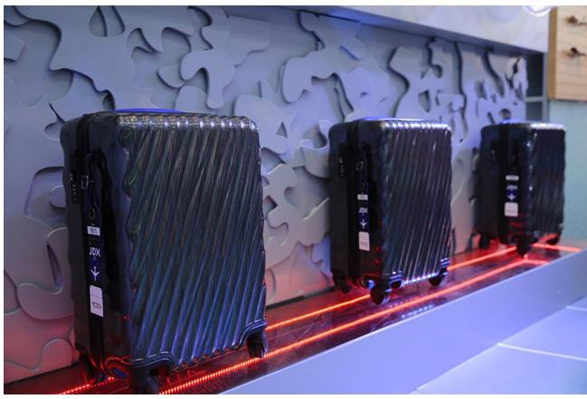 Tumi与电商平台合作首个跨界联名限量箱包系列