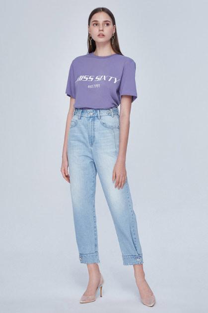 高腰牛仔裤真的会显高吗?