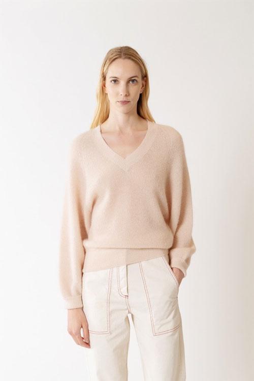 秋季新款服装 流行毛衣应该怎么搭配?