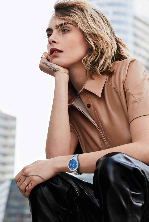 Carrera(卡莱拉系列)女士腕表以全新设计荣耀呈现