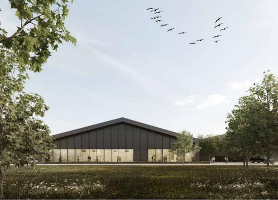 大英博物馆正在建建伯克郡分馆 预计2023年开馆
